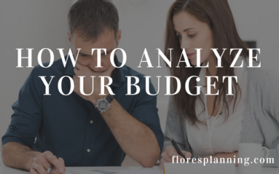 How to Analyze Your Personal Financial Budget.